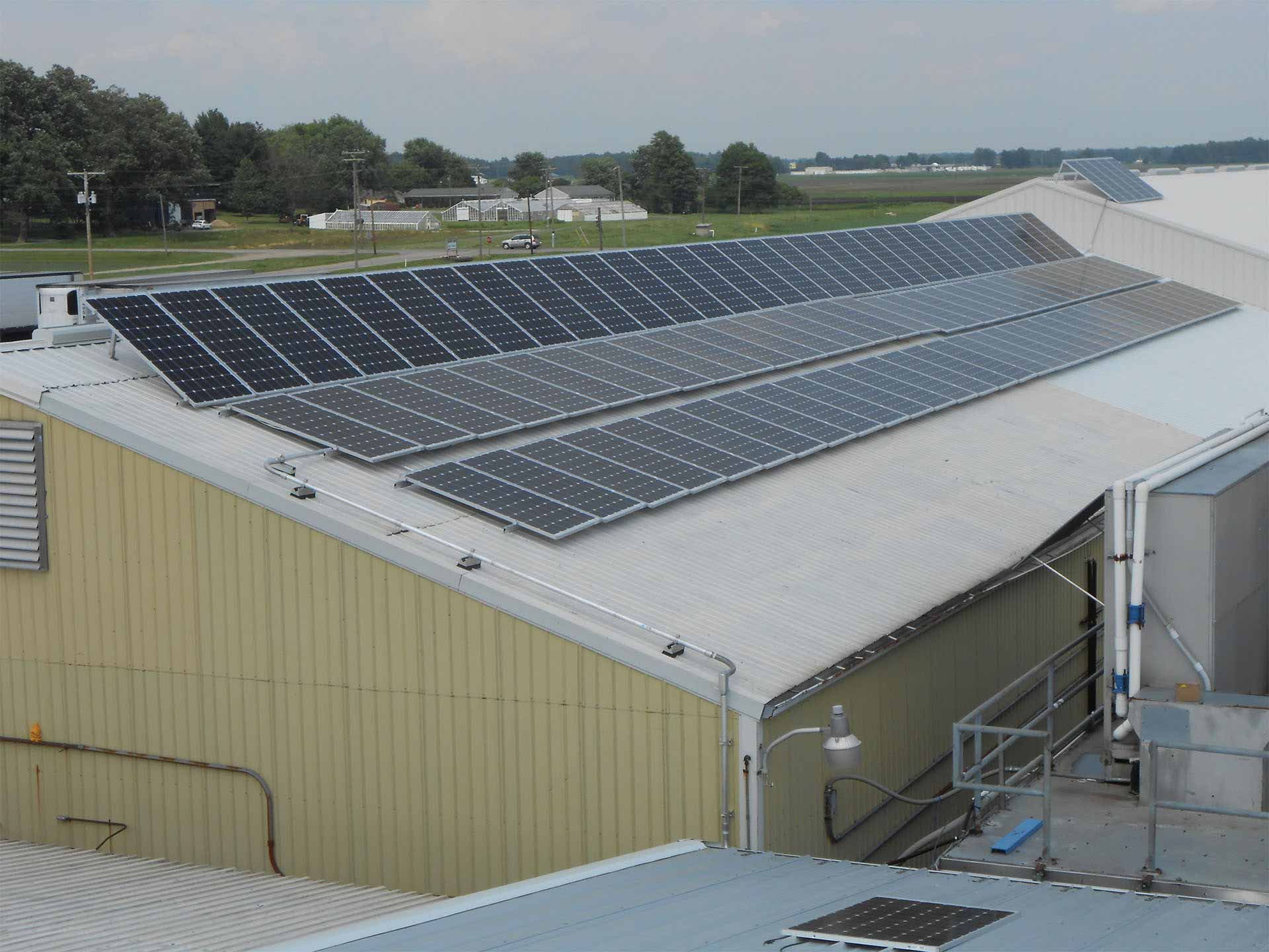 Picture of Solar Project in Sandusky Ohio