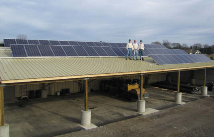 Projects By Edison Solar